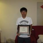 Poster Award、受賞!!
